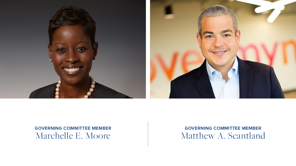 Columbus Foundation Announces 2021 Governing Committee